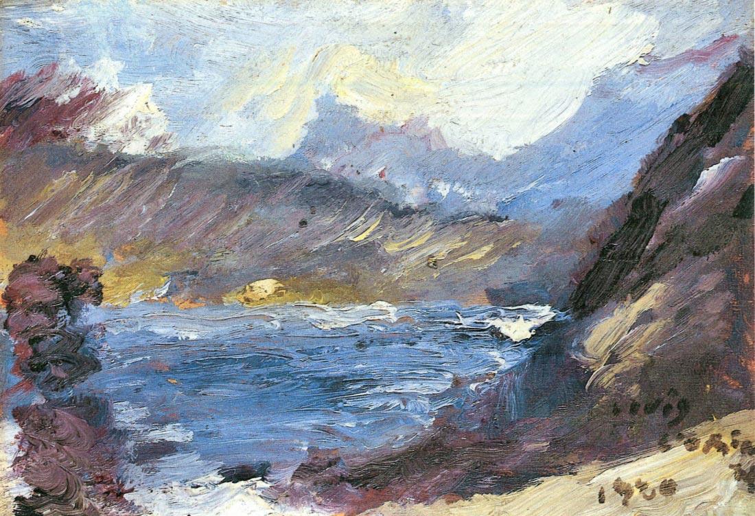 Walchensee [8] - Lovis Corinth